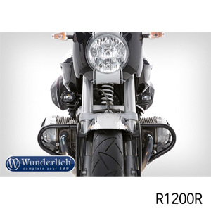 "분덜리히 안개등 R1200R LED additional headlight MicroFlooter"" R 1200 R 블랙"