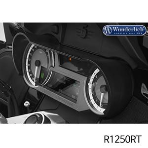 분덜리히 R1250RT cockpit glare protection - black
