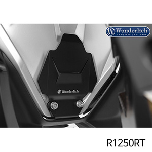분덜리히 R1250RT engine housing protection - black