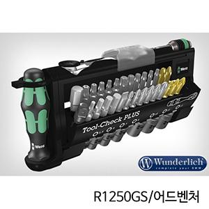 분덜리히 BMW 모토라드 R1250GS/어드벤처 Wera Tool-Check PLUS, 39-part.
