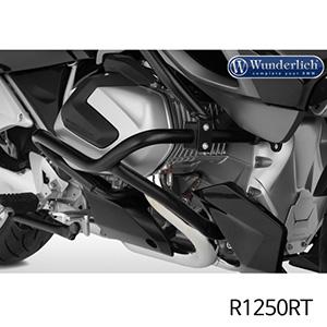 분덜리히 R1250RT engine protection bar - black