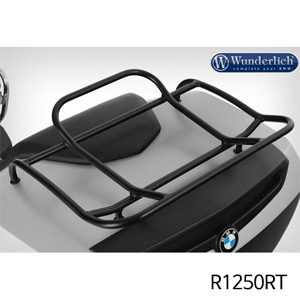 분덜리히 R1250RT Topcase rack black
