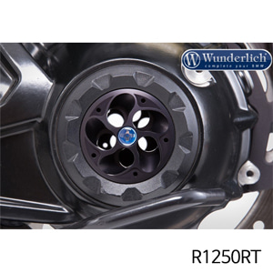 분덜리히 R1250RT Hub cover TORNADO black