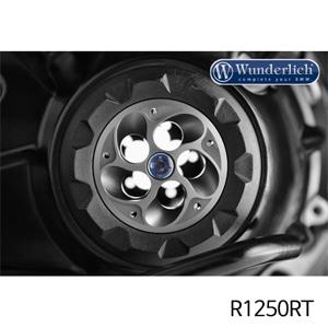 분덜리히 R1250RT Hub cover TORNADO titanium