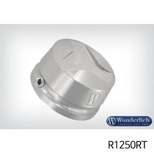분덜리히 R1250RT Aluminium cover for Telelever joint silver