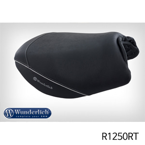 분덜리히 R1250RT Ergo rider seat R1200/1250RT LC with seat heating and gel insert high-black