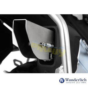 분덜리히 BMW 모토라드 R 1250 GS/어드벤처 >GONZZOO< exhaust 디플렉터 - 스테인리스 스틸 20881-000