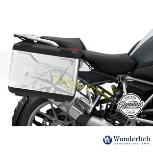 분덜리히 BMW 모토라드 R 1250 GS/어드벤처 Decorative 키트 for Compass 클리어 오리지널 Vario 케이스 48700-002