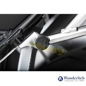 분덜리히 BMW 모토라드 R 1250 GS/어드벤처 커버 캡 for 케이스 캐리어 - 세트 - 블랙 42742-402