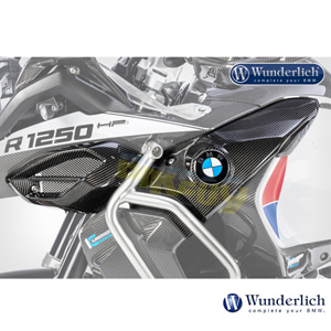 분덜리히 BMW 모토라드 R 1250 GS/어드벤처 림버거 에어튜브 - right - 카본 43799-301