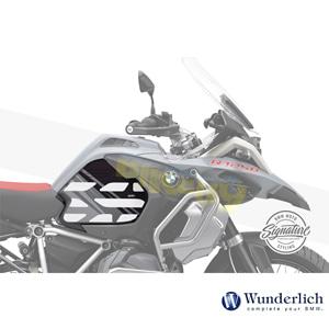 분덜리히 BMW 모토라드 R 1250 GS/어드벤처 스타일 Anniversary 엔진 데코레이티브 키트 - 그레이-블랙 48100-003