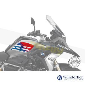 분덜리히 BMW 모토라드 R 1250 GS/어드벤처 M-스포츠 스타일 Anniversary 엔진 데코레이티브 키트 48100-004