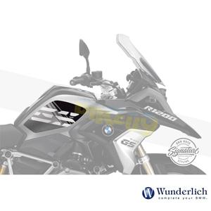 분덜리히 BMW 모토라드 R 1250 GS/어드벤처 스타일 Anniversary 엔진 데코레이티브 - 그레이-블랙 48100-006