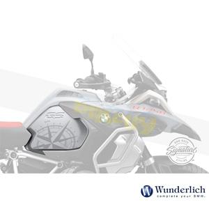 분덜리히 BMW 모토라드 R 1250 GS/어드벤처 스타일 Compas 사이드 스티커 클리어 엔진 데코레이티브 키트 48200-001