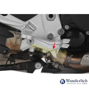 분덜리히 BMW 모토라드 풋 브레이크 레버 lowering 키트 - 실버 25910-401