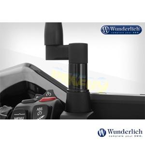 분덜리히 BMW 모토라드 미러 익스텐션 enlargement - 25mm - 블랙 41000-012