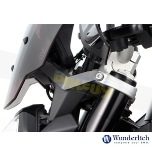 분덜리히 BMW 모토라드 cockpit 리인폴스먼트- 블랙 30743-100