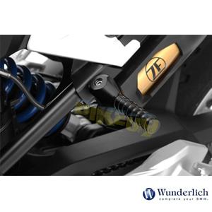 분덜리히 BMW 모토라드 잭 레버, foldable - 블랙 26202-002