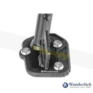 분덜리히 BMW 모토라드 사이드 스탠드 enlarger - 블랙 32350-102