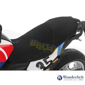 분덜리히 BMW 모토라드 시트 커버 >쿨 커버< - 블랙 42721-121