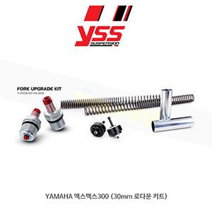 YSS 야마하 YAMAHA 엑스맥스300 프론트 쇼바 업키트 30mm 로다운 키트
