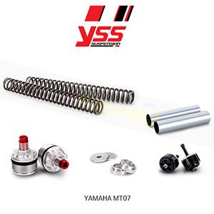 YSS 야마하 YAMAHA MT07 엠티공칠 프론트 쇼바 업키트