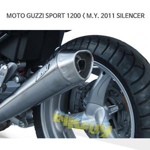 모토구찌 스포츠1200 < M.Y (2011) SILENCER 쟈드 머플러 아크라포빅