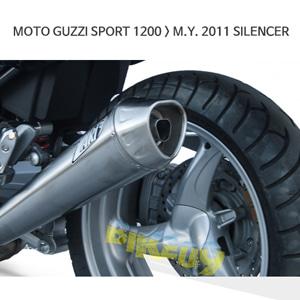 모토구찌 스포츠1200 > M.Y (2011) SILENCER 쟈드 머플러 아크라포빅