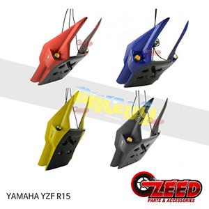 제드 튜닝파츠 야마하 YAMAHA YZF-R15 (2017) MOTOZAAA 리어 언더 카울